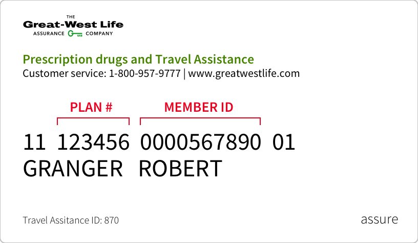 Sign in to GroupNet for Plan Members | Great-West Life